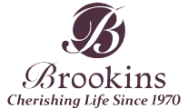 Brookins Funeral Home Logo